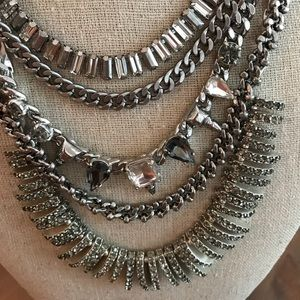 Stella & Dot Amelia Sparkle Necklace